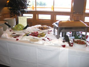 Indoor Buffet